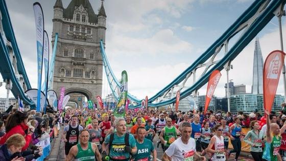 10 marathons