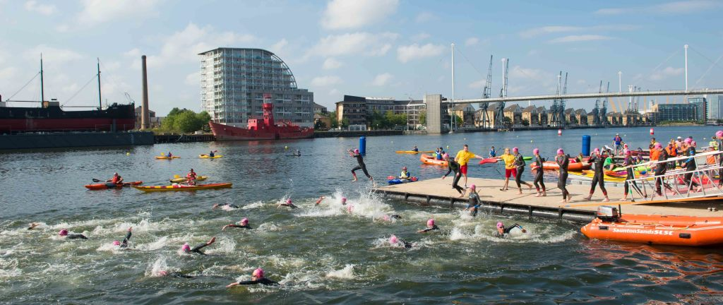 London Triathlon 2015