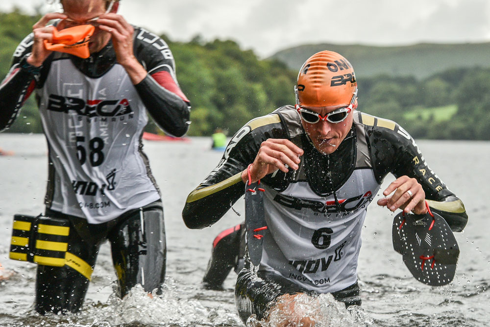 Swimrun gear