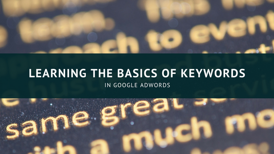 Learning the basics of keywords