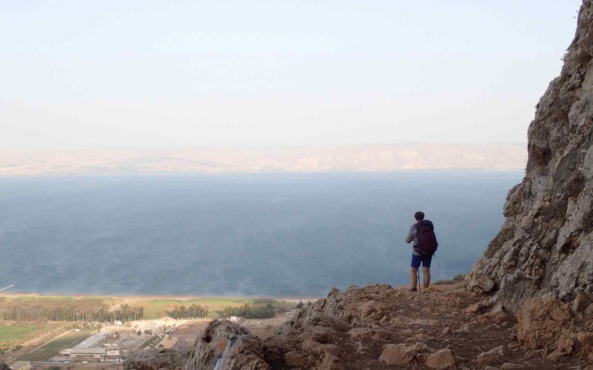 https://etchrock.com/Hiking 1000km, the length of Israel