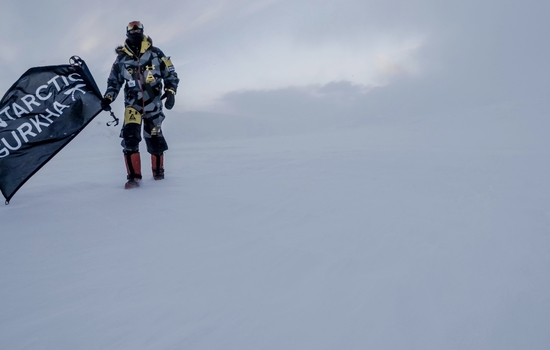 My attempt to break the WR for the youngest person ever to reach the South Pole alone