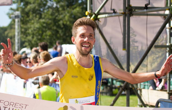 44 Marathons Man completes epic 'Marathons for the Mind' challenge