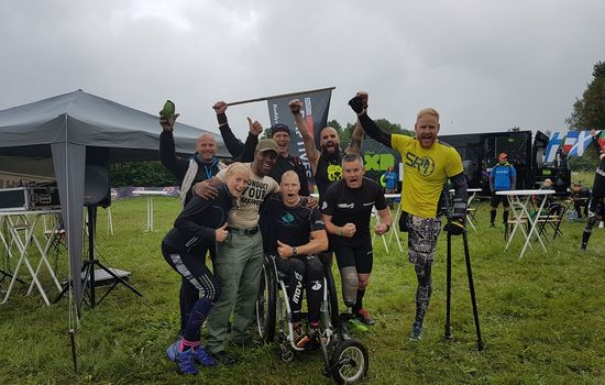 https://etchrock.com/Michael takes on the OCR European Championships on one leg with The Dutch Adaptives